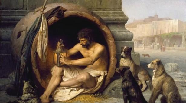FILOZOFIA E SHKOLLËS CINIKE NË GREQINË E VJETËR